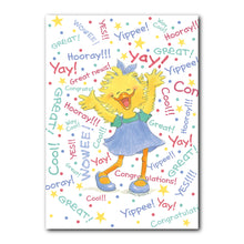 Good News Congratulations Greeting Card
