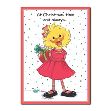Christmas Friendship Holiday Greeting Card