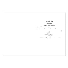 Wonder of Christmas Holiday Greeting Card