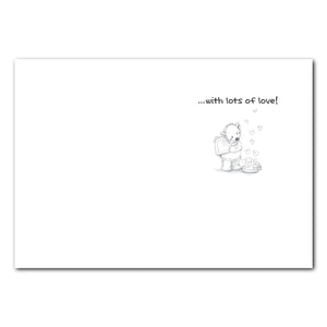 Box of Love Valentine's Day Greeting Card