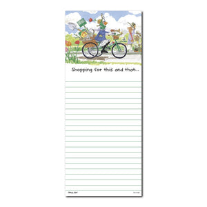 "Suzy's Zoo Note Pad, ""Grandma Gussie's Shopping List"" 11100"