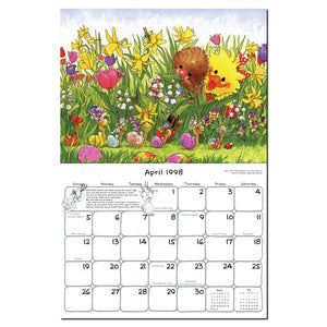 1998 Wall Calendar by Suzy's Zoo