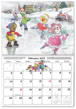 2013 Wall Calendar by Suzy's Zoo