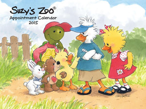 2015 Wall Calendar by Suzy's Zoo