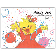 2021 Suzy's Zoo Appointment Calendar (9x12)