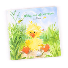 Witzy and Zoom Zoom Children's Book