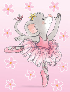 Tilly Ballerina Note Cards Set - 10856