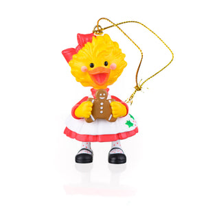Suzy Ducken Christmas Tree Ornament