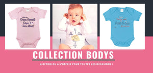 collection bodys rigolos