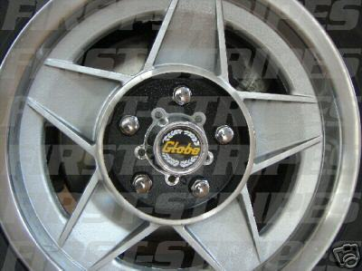 FORD GT GS FALCON BATHURST GLOBE WHEEL