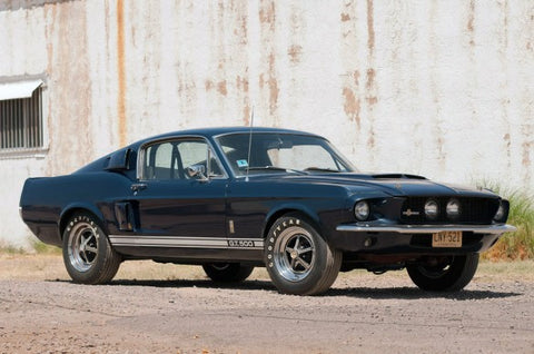FORD 1967 / 68 FASTBACK MUSTANG GT500 Side Stripe Kit