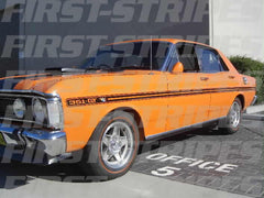 FORD XY GT HO FALCON SIDE STRIPE KIT