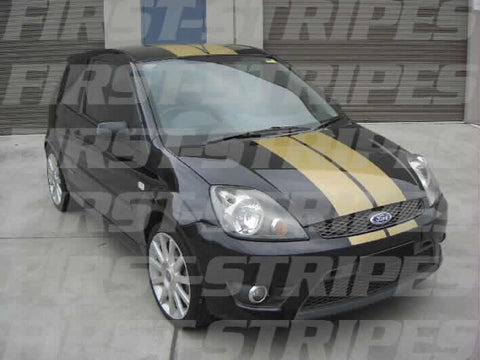 FORD FIESTA WQ XR4 ' RALLY STRIPE KIT '