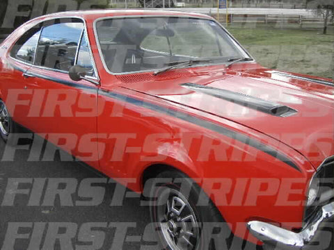 HOLDEN 1970-71 HG Monaro GTS 350 ' SIDE WINDER STRIPES '