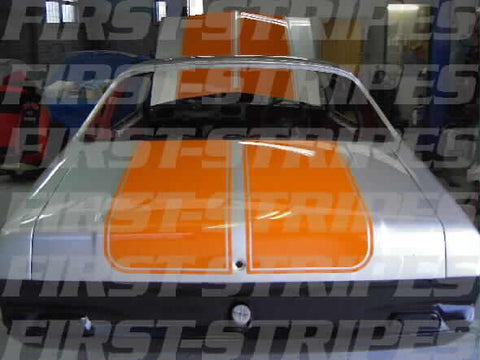 HOLDEN 1971-74 HQ GTS Monaro STRIPE Paint MASK/STENCIL