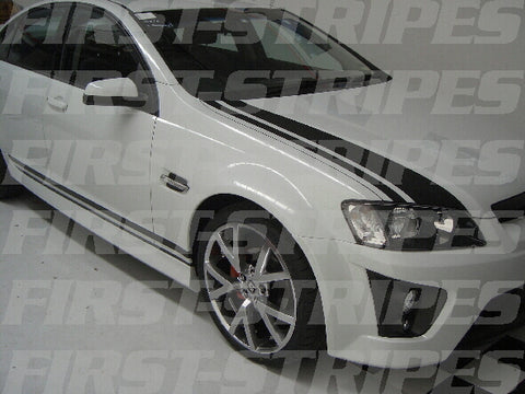 Holden Ve Gts Commodore 40th Anniversary Quot Stripe Kit