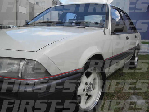 "Holden "" VL BERLINA "" Commodore Factory Pinstripe"