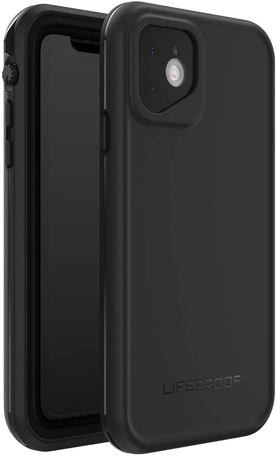 LifeProof FRĒ SERIES Waterproof Case for iPhone 11 - BLACK