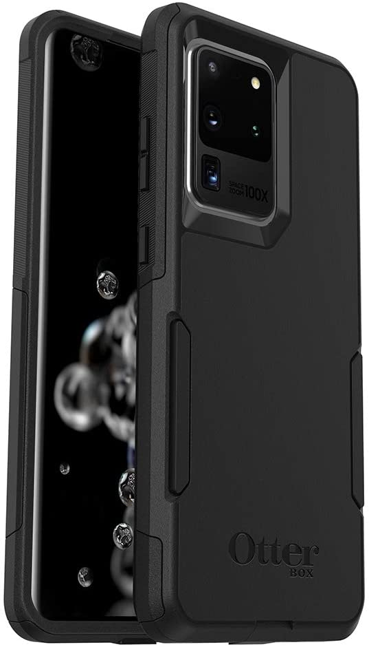 OtterBox Commuter Series Case for Galaxy S20 Ultra/Galaxy S20 Ultra 5G - BLACK