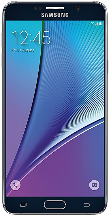 Samsung Galaxy Note 5 SM-N920T 32GB T-Mobile GSM Unlocked - Sapphire Black