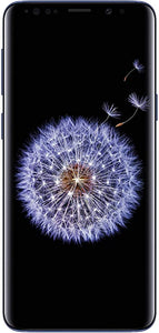 Samsung Galaxy S9, 64GB, Coral Blue - For AT&T (Renewed)