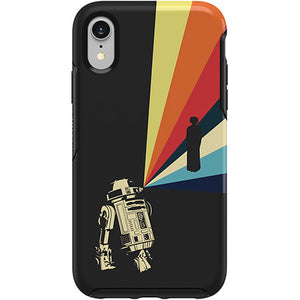 Symmetry Series Galactic Collection Case for iPhone XR - R2D2