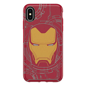 Symmetry Series Marvel Avengers Case for iPhone Xs Max - Ironman