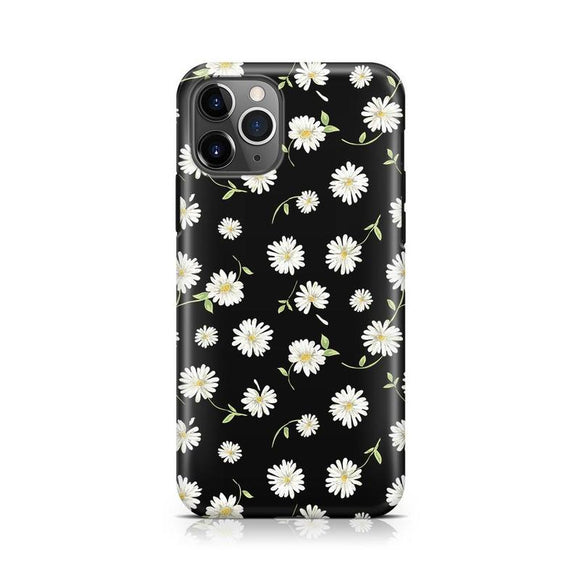 Daisy Daydream Black Floral Case | Casely Phone Case