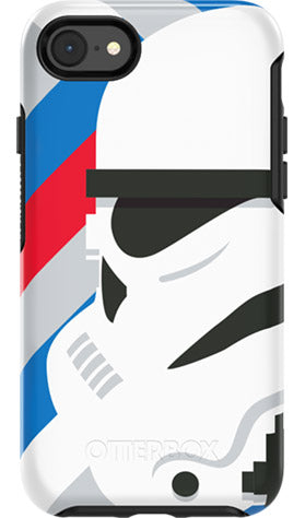iPhone SE (2nd gen) and iPhone 8/7 Symmetry Series Galactic Collection Case - Stormtrooper