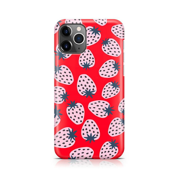 I'd Pick You | Red Strawberry Case | Casely Phone Case