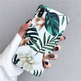 Marble Design Case For Samsung Galaxy