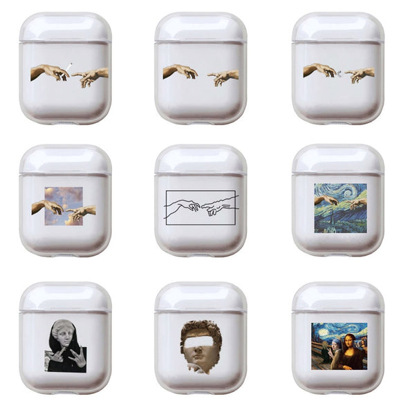 Art Case For Apple Airpods