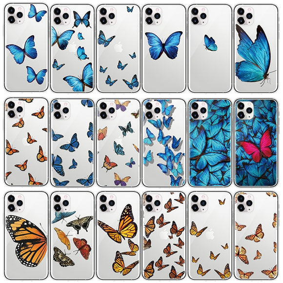 Butterfly Phone Case For iPhone