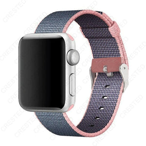 Nato Strap For Apple Watch Band