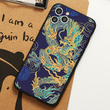 Dragon Phone Case For iPhone