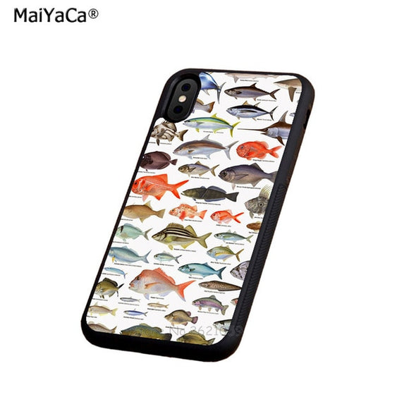 Fish Phone Cases for Apple iPhone