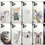 Cute Koala Phone Case Cover For iPhone