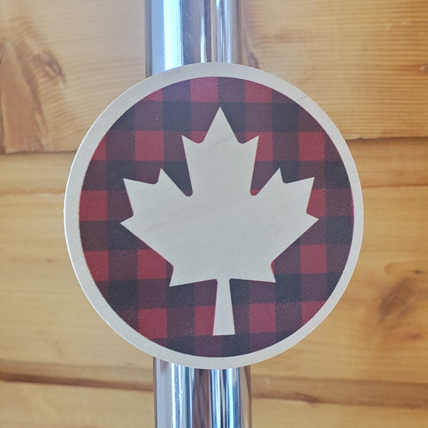 Wood Magnets - Canada Collection