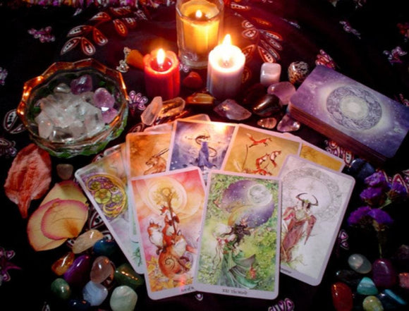 Cartes Tarots Oracles & Arts Divinatoires