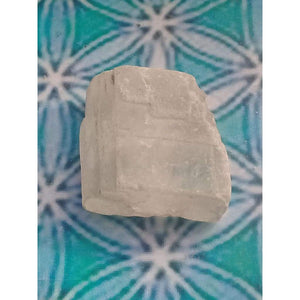 Calcite optique brute Grade A +++ - Calcite optique brute