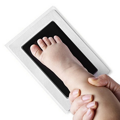Save Inkless Baby Handprint and Footprint Memory Kit