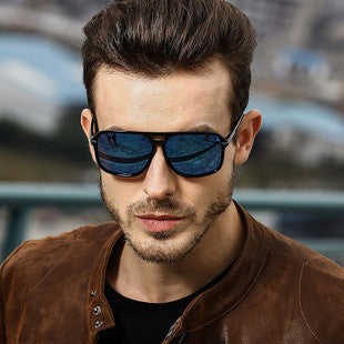 Men's Polarized Retro Sunglasses