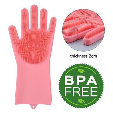 Super Scrubber Gloves