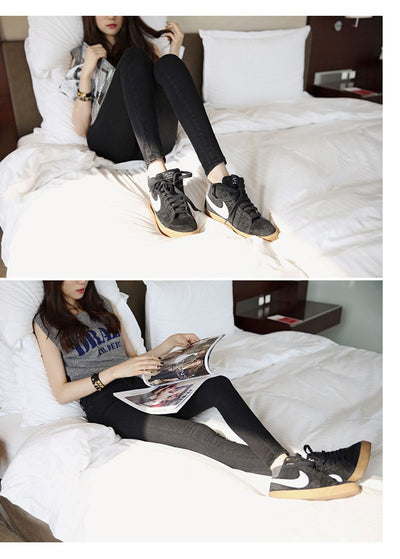 Korean Stretch Slim Jeans Pants