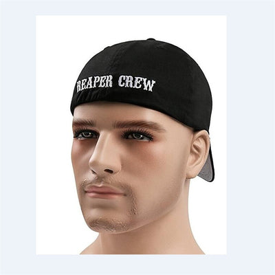 Crew Fitted Baseball Cap