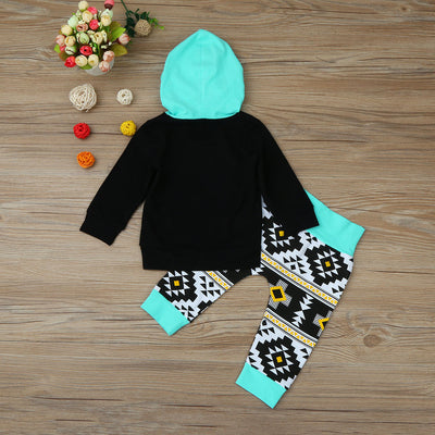 Toddler Infant Baby Boy Clothes Set