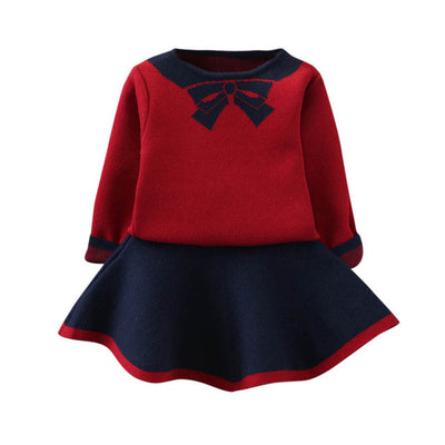 Autumn Winter Baby Girl Clothes