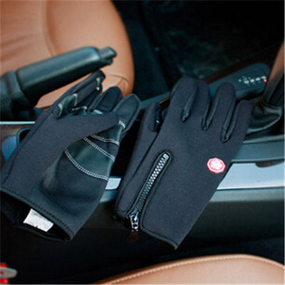 Anti Slip Windproof Thermal Warm Touchscreen Glove