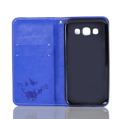 Samsung Galaxy S3 Flip Wallet Leather Cover