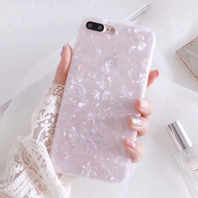 Fashion Conch Shell Phone Case For iphone